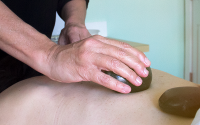 Warm up with a Hot Stone Massage!