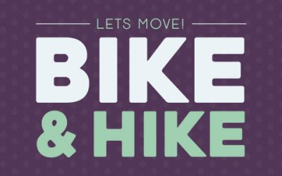 Bike & Hike with Nourish & Company and friends.